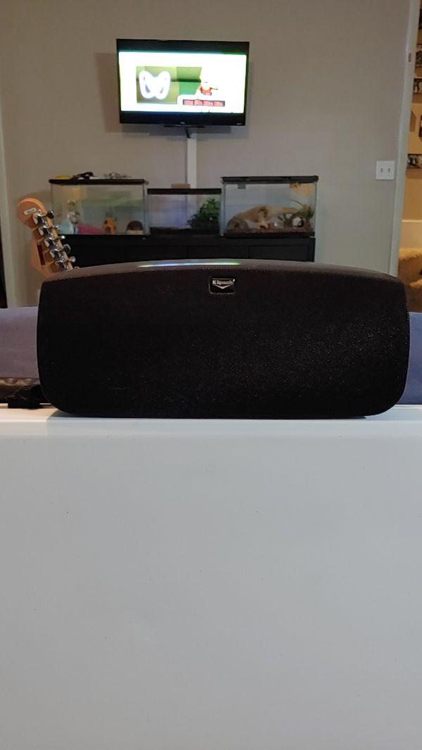 Klipsch Center Chanel Speaker