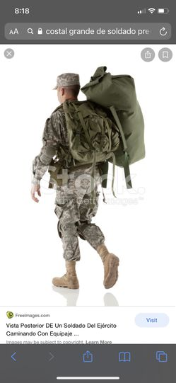 Maleta Costal Militar Grande/Large Duffle Bag for Sale in San Diego,  CA