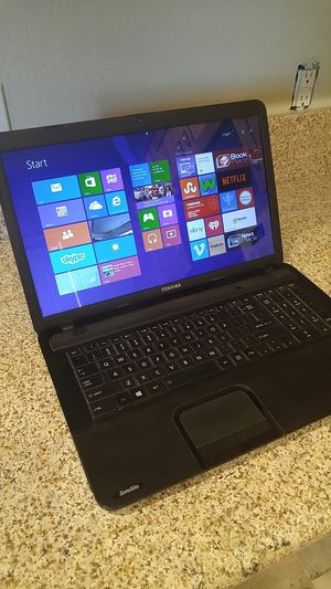 Toshiba i3 500gb laptop for Sale in North Las Vegas, NV