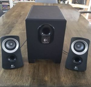 Logitech computer speakers for Sale in Los Angeles, CA