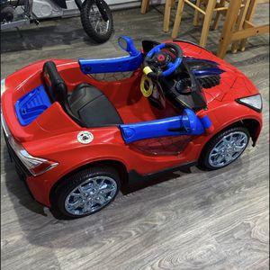 Spider-Man Electrical Car for Sale in Sicklerville, NJ