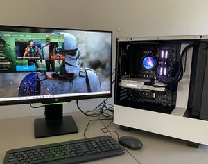 RTX 3070 gaming pc (Everything is included in the price)NO TRADE! for Sale in Palmdale, CA