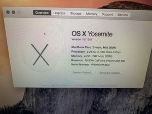 """MacBook Pro 13"""" for Sale in McDonald, PA"""