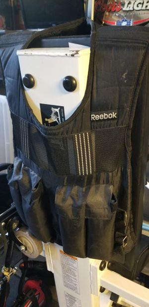 REEBOK weighted vest for Sale in Tucson, AZ
