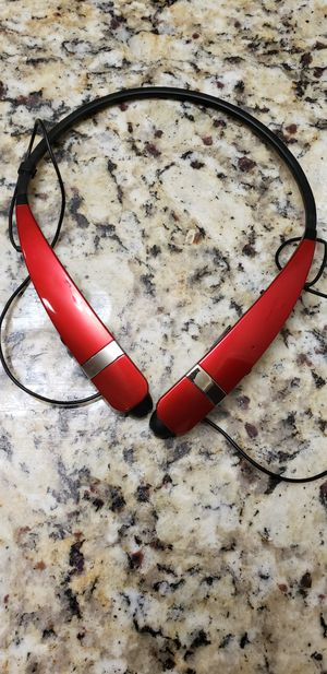 Lg stereo headphones for Sale in Kansas City, MO