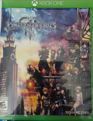 Kingdom Hearts for Xbox One for Sale in Chino, CA