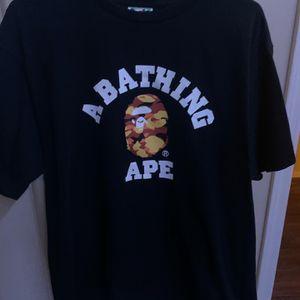 BAPE shirt for Sale in Mesa, AZ