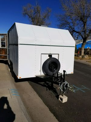 Enclosed trailer 12 x 8 for Sale in Thornton, CO