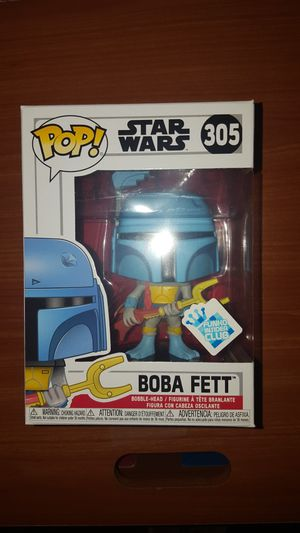 Boba Fett Star Wars Funko Pop for Sale in San Diego, CA