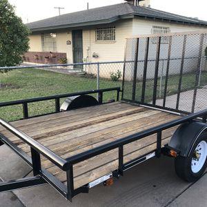 2019 6'5 x 8 Utility Trailer for Sale in Phoenix, AZ