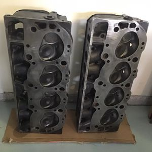 BB Chevy auto parts,original heads , 2 sets, pass 336781 needs rocker studs, and truck 3975850 need to be milled..$200 Each for Sale in Las Vegas, NV