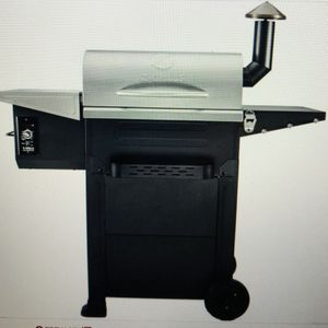 "Z GRILLS ""2020 BEST GRILLS"" ZPG-6002E WOOD PELLET SMOKER 8 IN 1 BBQ GRILL AUTO TEMPERATURE CONTROL for Sale in Las Vegas, NV"