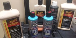 Deatiling chemicals and stuff for Sale in West Warwick, RI