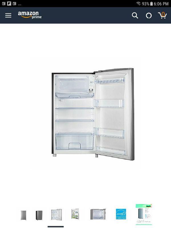 Apartment refrigerator/ freezer