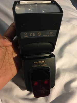 Speedlite for DSLR Camera -Yongnuo-YN568EX for Sale in Round Rock, TX