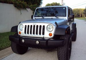 Full price$16OO_2007 Jeep Wrangler Unlimited Perfect Condition! for Sale in Columbus, OH