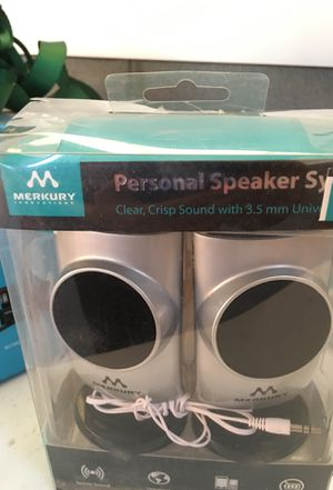 Personal speaker system for Sale in La Vergne, TN