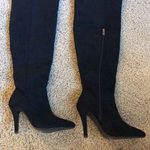 Over The Knee Stiletto Boots for Sale in Long Beach, CA