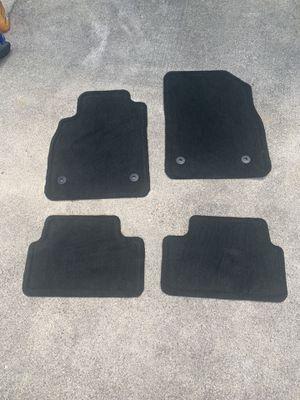 Small sedan Chevrolet Cruze car mats excellent condition for Sale in Aurora, IL