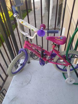 Girls 16 inch bike for Sale in Sacramento, CA