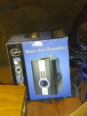Crofton warm mist humidifier for Sale in Columbus, OH