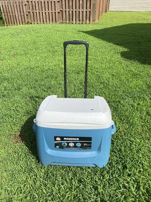 Igloo 50 QT Rolling Cooler for Sale in Winston-Salem, NC