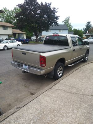 Tonneau cover for Sale in Gresham, OR