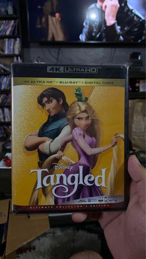 Disney Tangled 4K brand new for Sale in Bellflower, CA