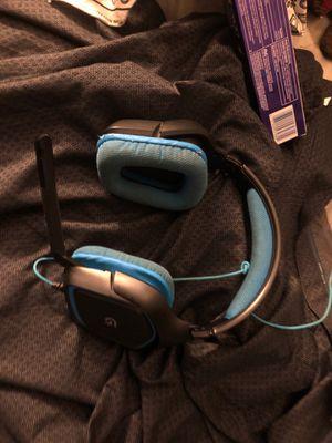 Logitech g430 headphones/mic for Sale in Nashville, TN