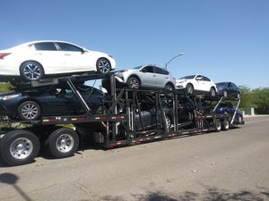 Conttrell 8 car autohauler trailer for Sale in North Las Vegas, NV
