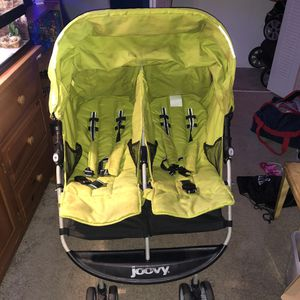 Joovy Scooter Double Stroller And Tula Baby Carrier for Sale in Pompano Beach, FL