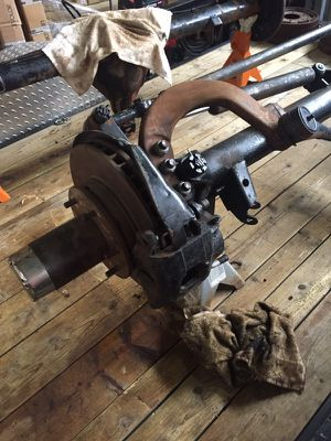 GM 10 bolt axles and lift kit 84 Chevy Truck for Sale in Buda, TX