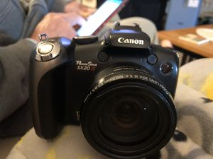Canon power shot s20is digital camera for Sale in Embden, ME