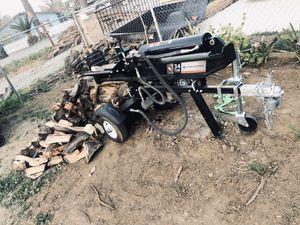 Log splitter for Sale in Jurupa Valley, CA