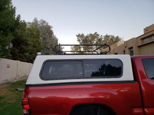 6ft camper shell for Sale in Mesa, AZ