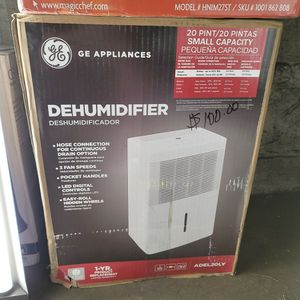 Dehumidifier New Out The Box for Sale in Cleveland, OH