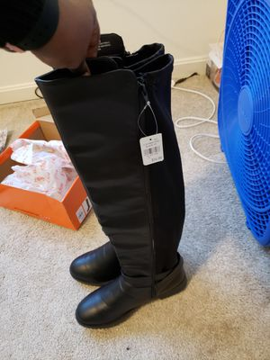 New leather boot for Sale in Baltimore, MD