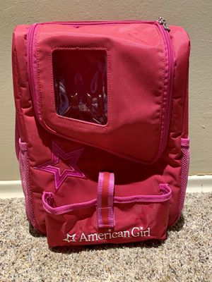 American Girl 2 Doll Carrier for Sale in Bothell, WA
