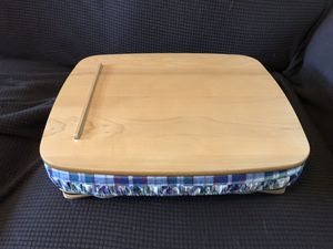Longaberger lap desk for Sale in San Antonio, TX