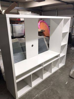 tv stand and shelves for Sale in San Diego, CA