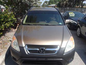 2004 Honda CRV 4X4 for Sale in Plantation,  FL