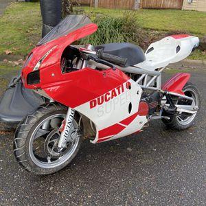125cc Super Pocket Bike for Sale in Kent, WA