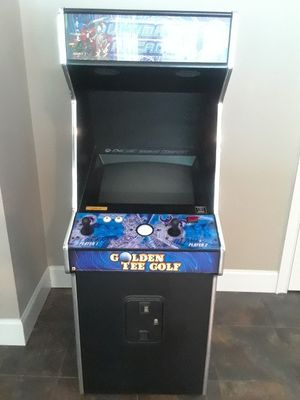 Ultimate arcade/ Golden tee golf for Sale in Raleigh, NC