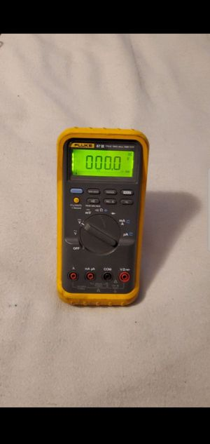 Fluke 87 III True Rms Multimeter. Great condition. for Sale in Indianapolis, IN