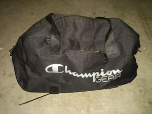 Champion duffle bag for Sale in Palmdale, CA