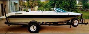 21' Ski Challenger Competition Tournament Ski Boat with Sniper EFI system for Sale in Laveen Village, AZ