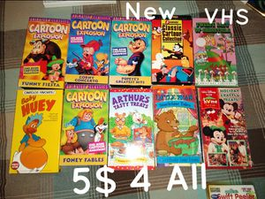 VHS TAPES for Sale in Bakersfield, CA