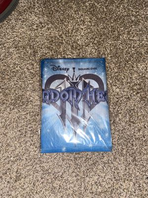Kingdom hearts 3 promotional poster flag for Sale in Fontana, CA