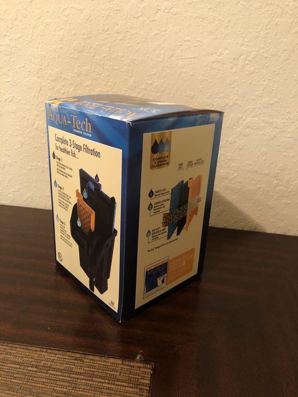 Aqua-Tech Power Filter