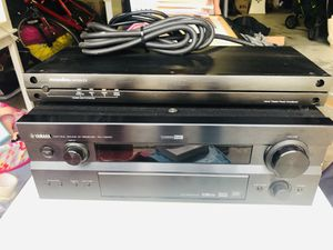Stereo receiver and amplifier! for Sale in San Diego, CA